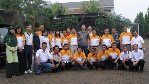 Leaders Training Lautan Berlian, Mitsubushi Dealers