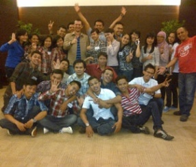Lois Jeans Sales Training - Bandung