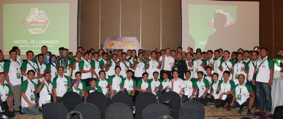 Public Speaking @Castrol Indonesia