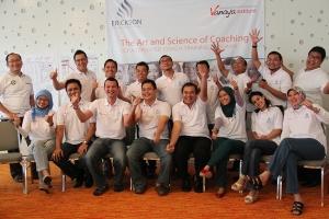 Erickson Coaches Community 1st Batch in Indonesia