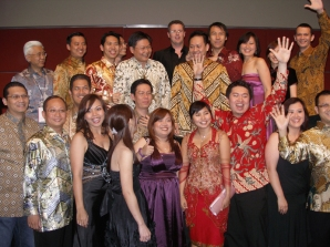 with Action Coach Business Coaches