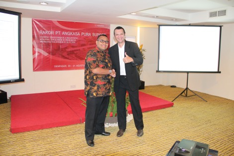 Angkasa Pura Support Training-Bali