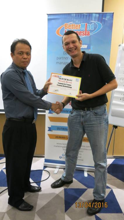 WITH BNSP Trainer