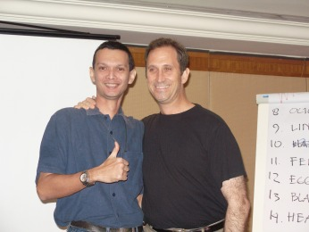 with CHRIS STEELY, Action Coach