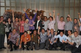 Money Coaching Training Trakindo TOP Leaders 2016