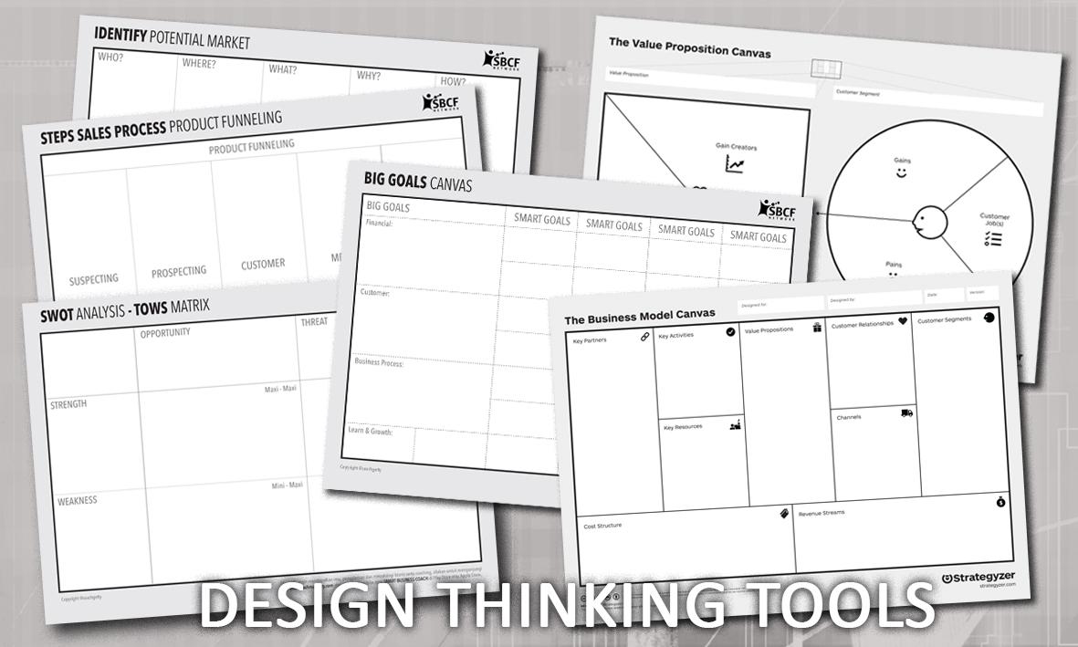 Design Thinking Tools Workshop (Wajib Andaikuti)