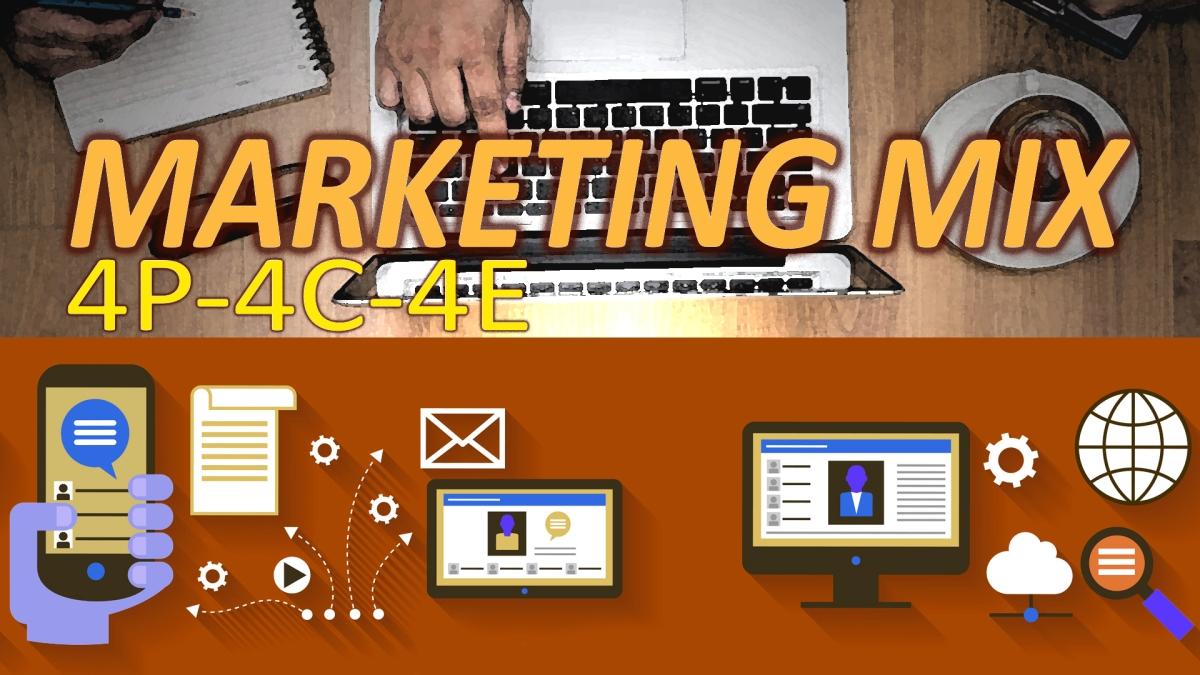 Marketing Mix Method in MillenialEra