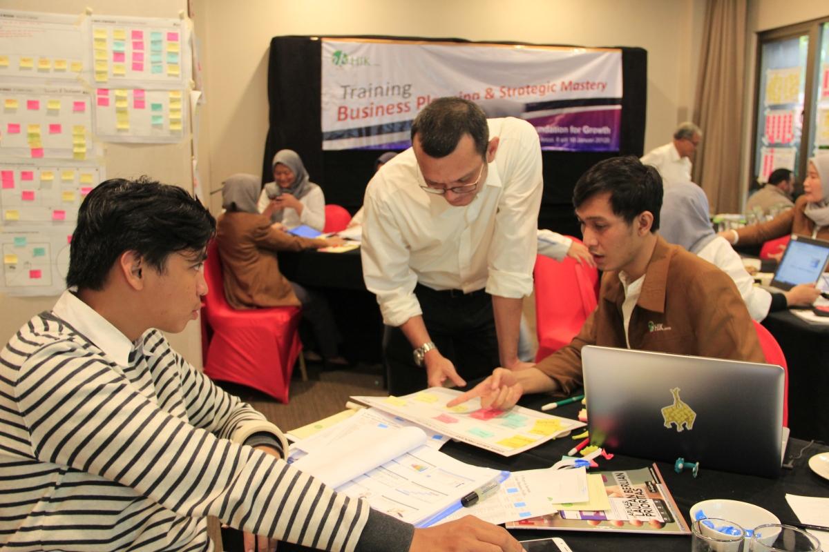 Millenials Development Strategy